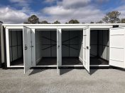 oasis storage ormeau gold coast quarter container