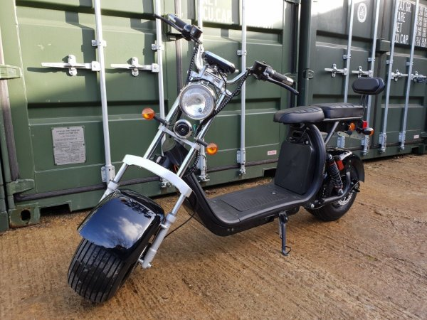 2000 watts  Citycoco electric scooter